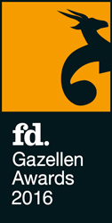 Energiewonen is de winner van de FD Gazellen Awards 2016!
